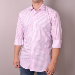 Toby Light Pink Stripe