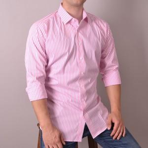Toby Pink Stripe