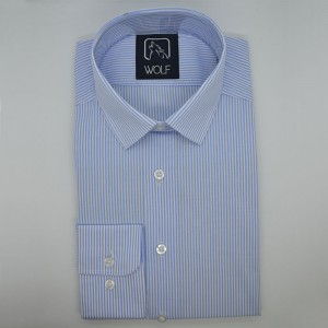 Parker Light Blue Stripe