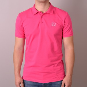 Polo French Magenta