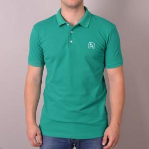 Polo Pique Green