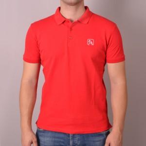 Polo Pique Red